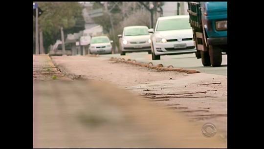 Atropelamentos cresceram 15% em Santa Rosa