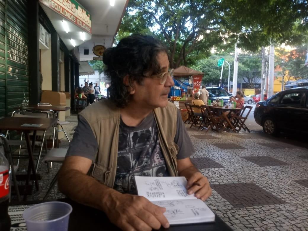 Cartunista Ota é encontrado morto em casa no Rio