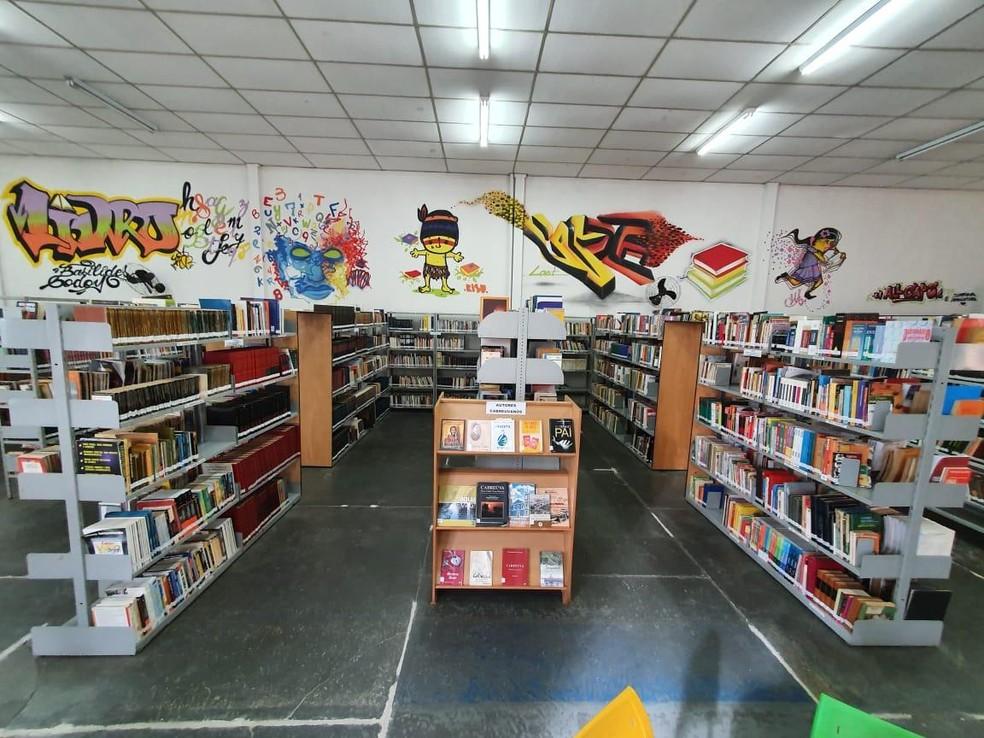 Prefeitura de Cabreúva cria 'delivery literário' durante a pandemia  — Foto: Divulgação/Prefeitura de Cabreúva