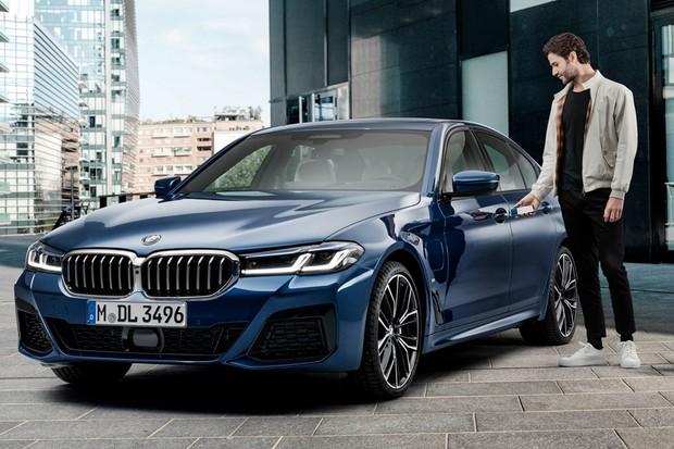 BMW Série 3 Digital Key Apple (Foto: Divulgação)