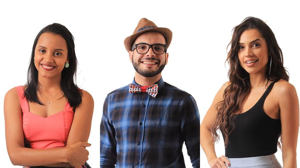 Vote no BBB18: Gleici, Mahmoud ou Paula? Quem você quer eliminar?
