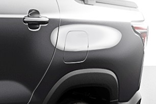 Detail New Fiat Strada Taillight (Photo: Disclosure)