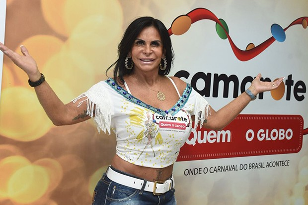 Gretchen (Foto: Renato Wrobel / Ed. Globo)