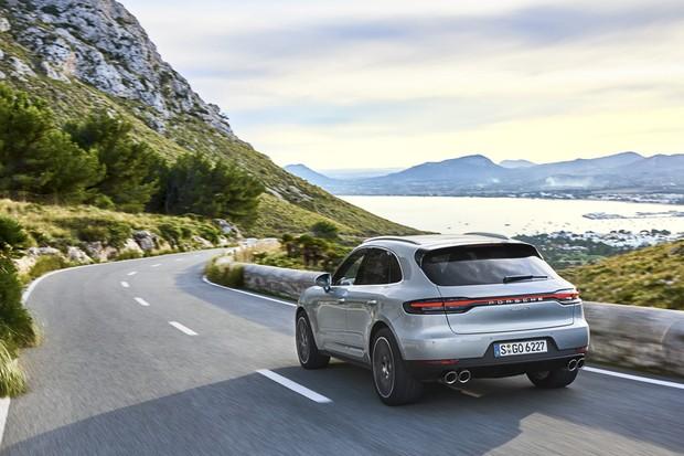 Porsche Macan S (Foto: Divulgação)