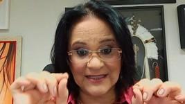 Ministra defende cesárea a garota de 10 estuprada (Reprodução/TV Globo)