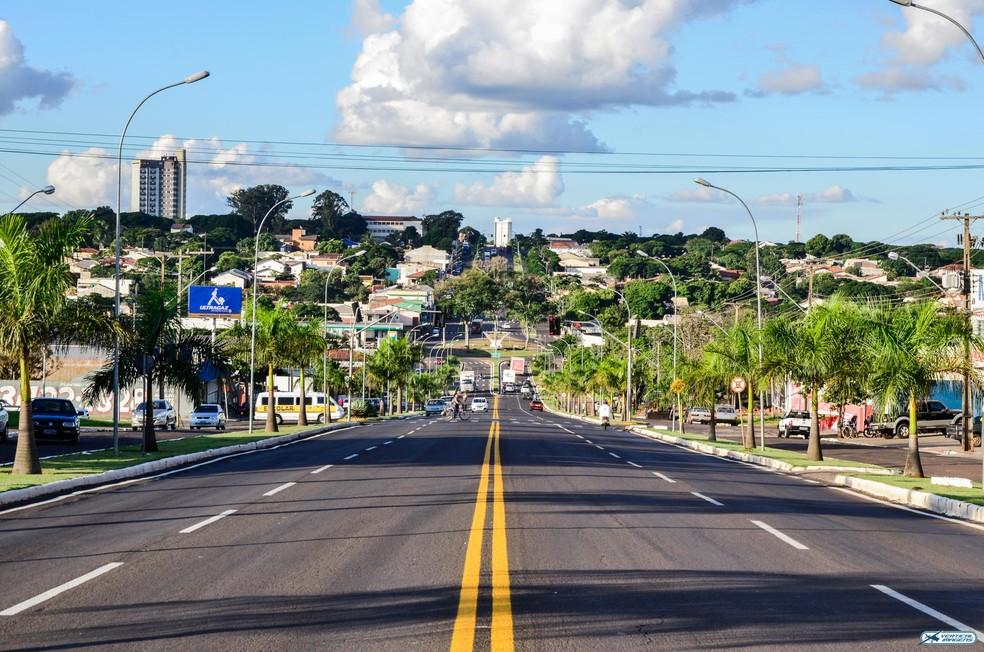Paranavaí, no noroeste do Paraná, vai ter concurso com 107 vagas — Foto: Divulgação/Prefeitura de Paranavaí