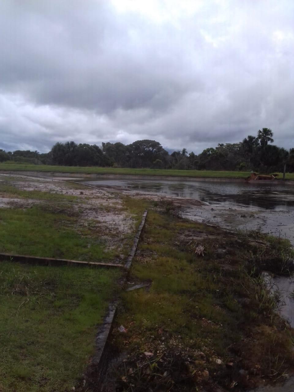 Represa de balneário se rompe em Bandeirante do Tocantins - Noticias