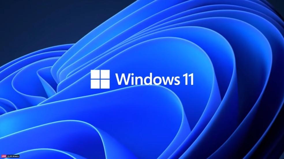 Windows 11 vai exigir de chip de segurança no PC para ser instlaado — Foto: Reprodução/Microsoft