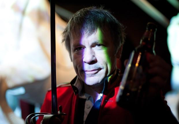 Bruce Dickinson (Foto:  Ben Pruchnie/Getty Images))