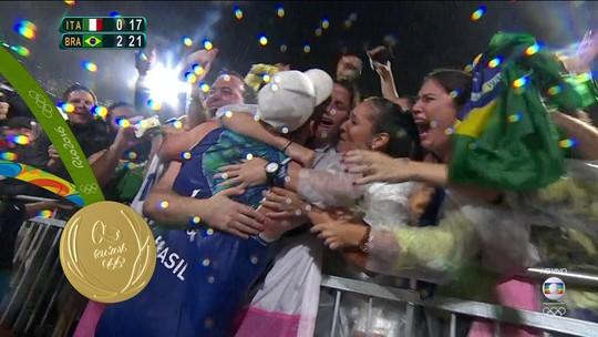 Bruno Schmidt abre coração sobre ouro na Rio 2016 e fim da parceria com Alison