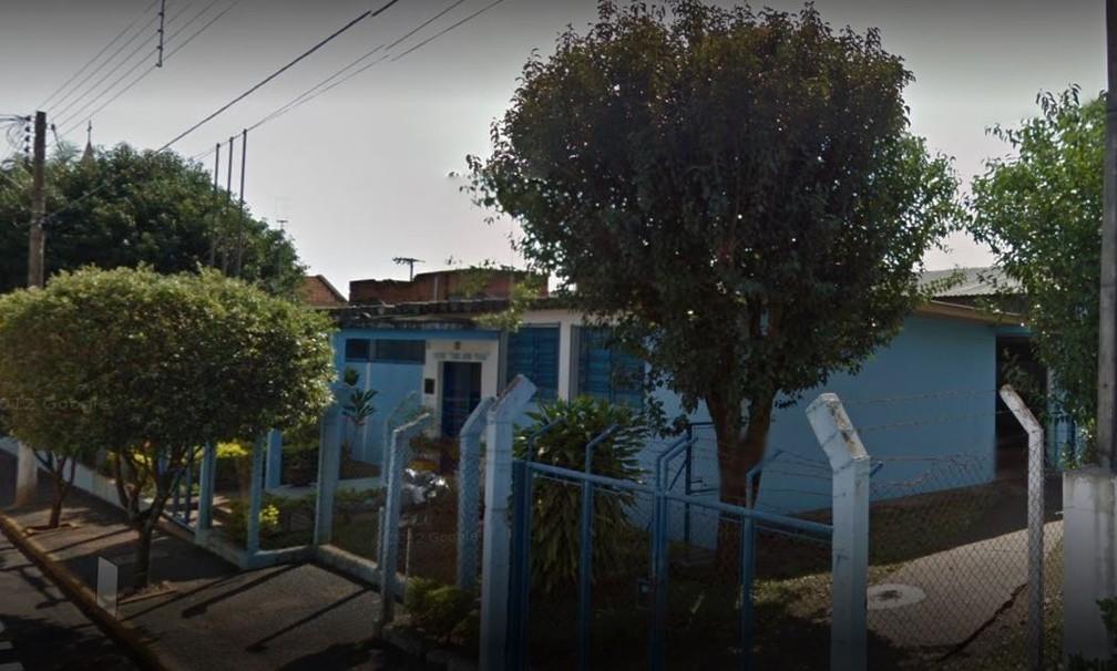 Creche Abib Said Taiar, em Porto Ferreira — Foto: Reprodução/GoogleView