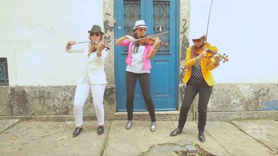 Violinista mineira será atração em novo espaço do Rock in Rio: 'Mais que um sonho'