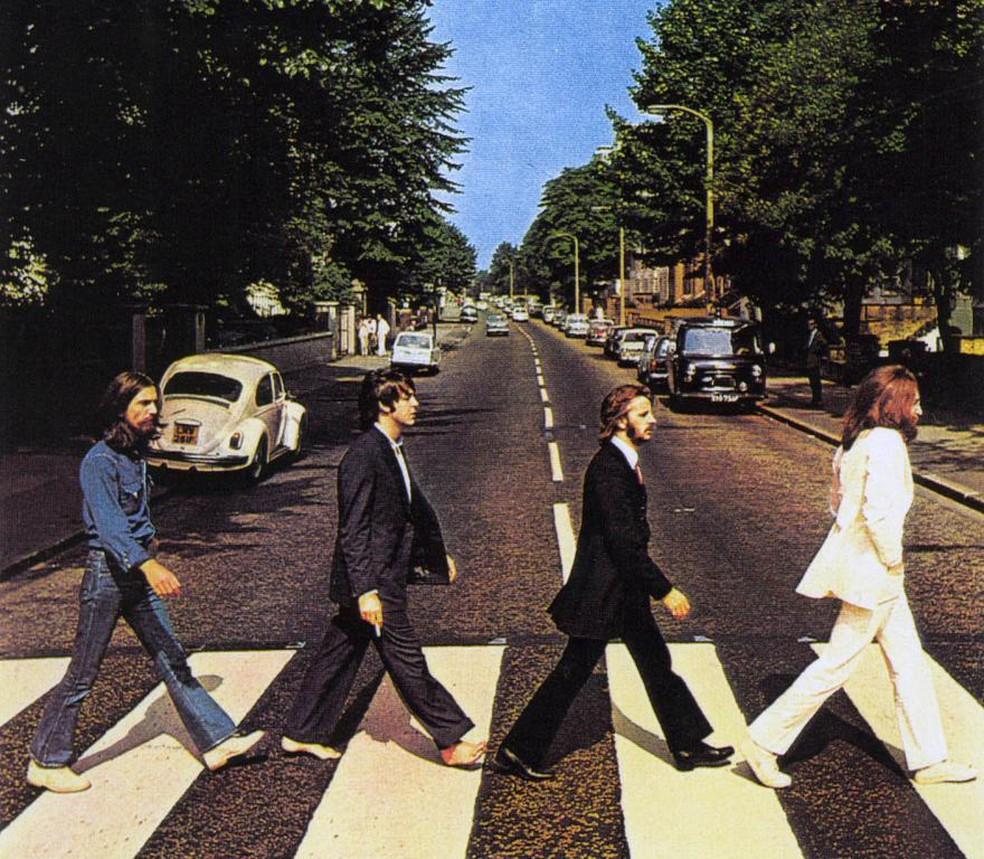 Abbey Road dos Beatles — Foto: Divulgação/Mis