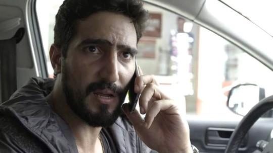 Jamil fica cara a cara com Youssef em 'Órfãos da Terra'