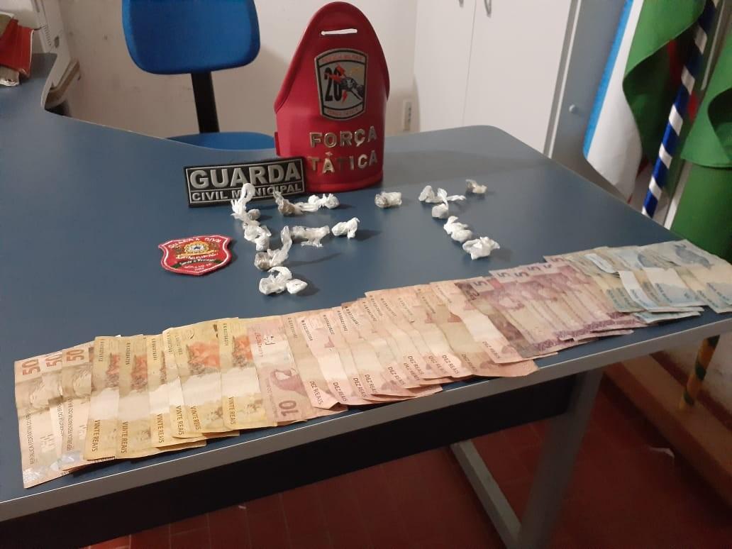 Líder de facção criminosa é preso com drogas e dinheiro no interior de Roraima
