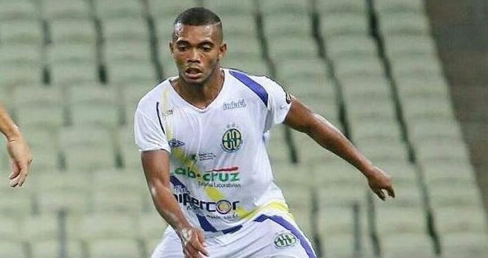 Doda ganhou condição de jogo e foi inscrito no Maranhense pelo Moto (Foto: Divulgação/Horizonte)