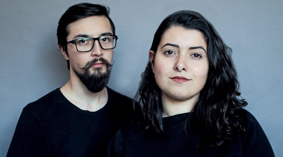 Enzo Yassuda, 30 anos, e Juliana Erig, 25, idealizadores da Yë  (Foto: Divulgação)