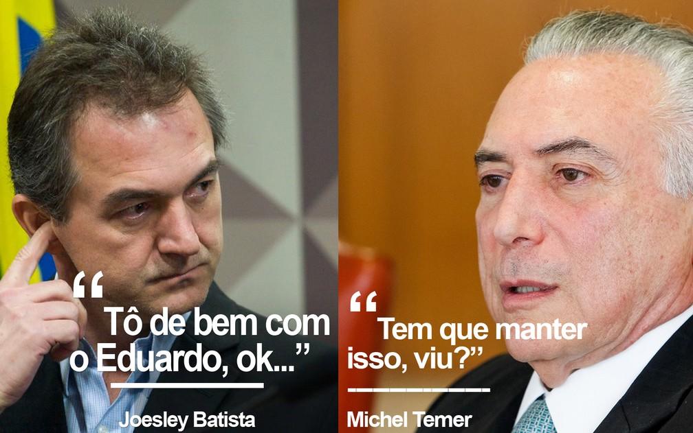 (Foto: Marcelo Camargo/Agência Brasil e Beto Barata/PR)