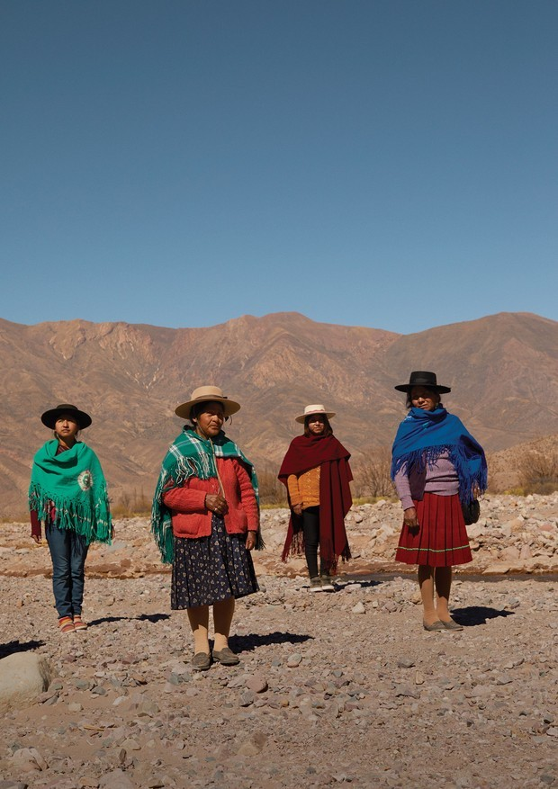 Foto da mostra Terra, substantivo feminino (Foto: Cecilia Duarte)