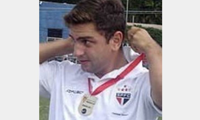 O filho caçula do ex-presidente Lula, Luís Cláudio