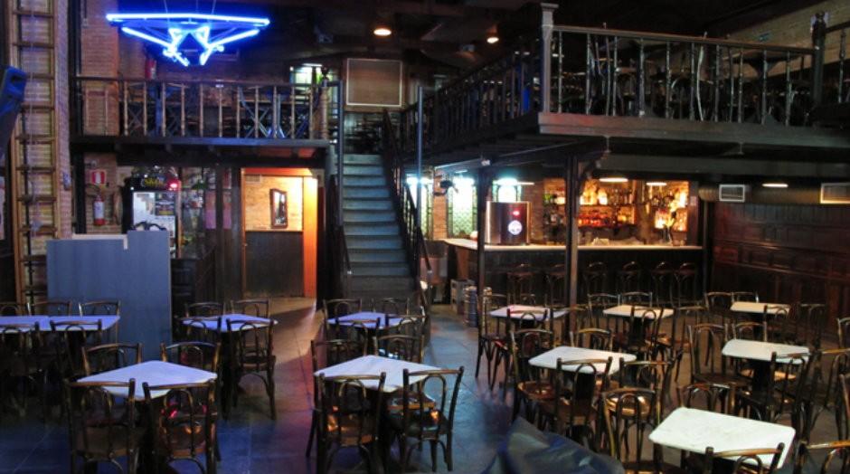 Café Piu Piu, tradicional bar de rock de São Paulo, completa 35 anos de história  (Foto: Divulgação)