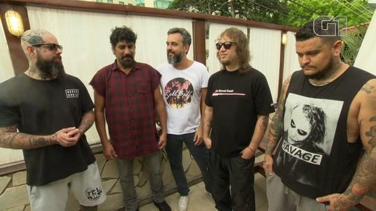 Detonautas estreiam turnê de novo disco no Rio