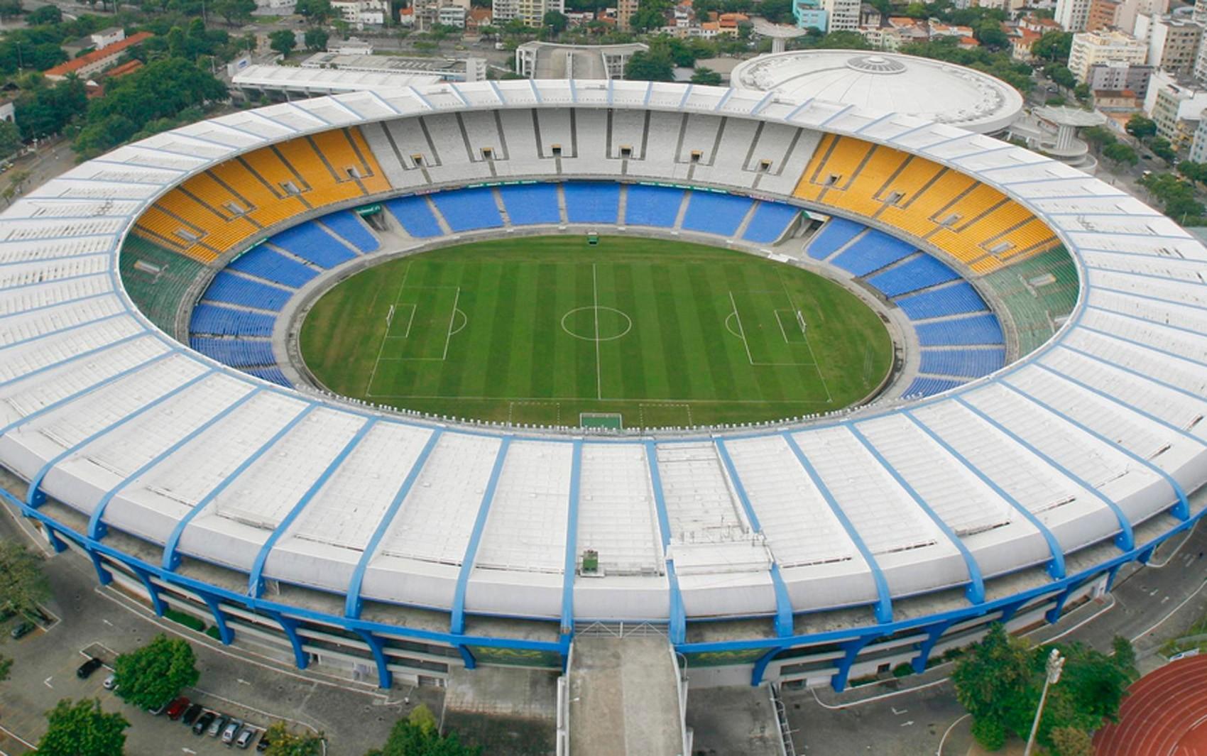 Maracanã chega aos 70 anos como  estádio campeão no campo da música