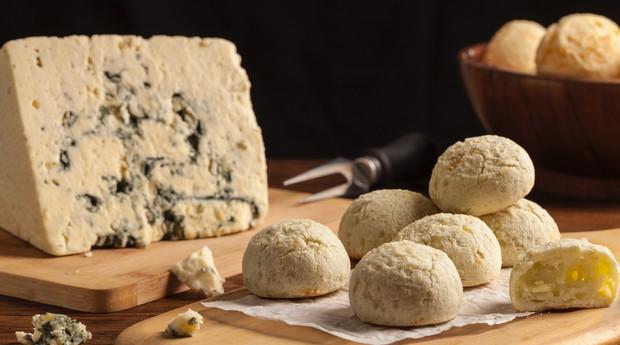 O pão de queijo é o carro chefe da Formaggio Mineiro (Foto: Divulgação)