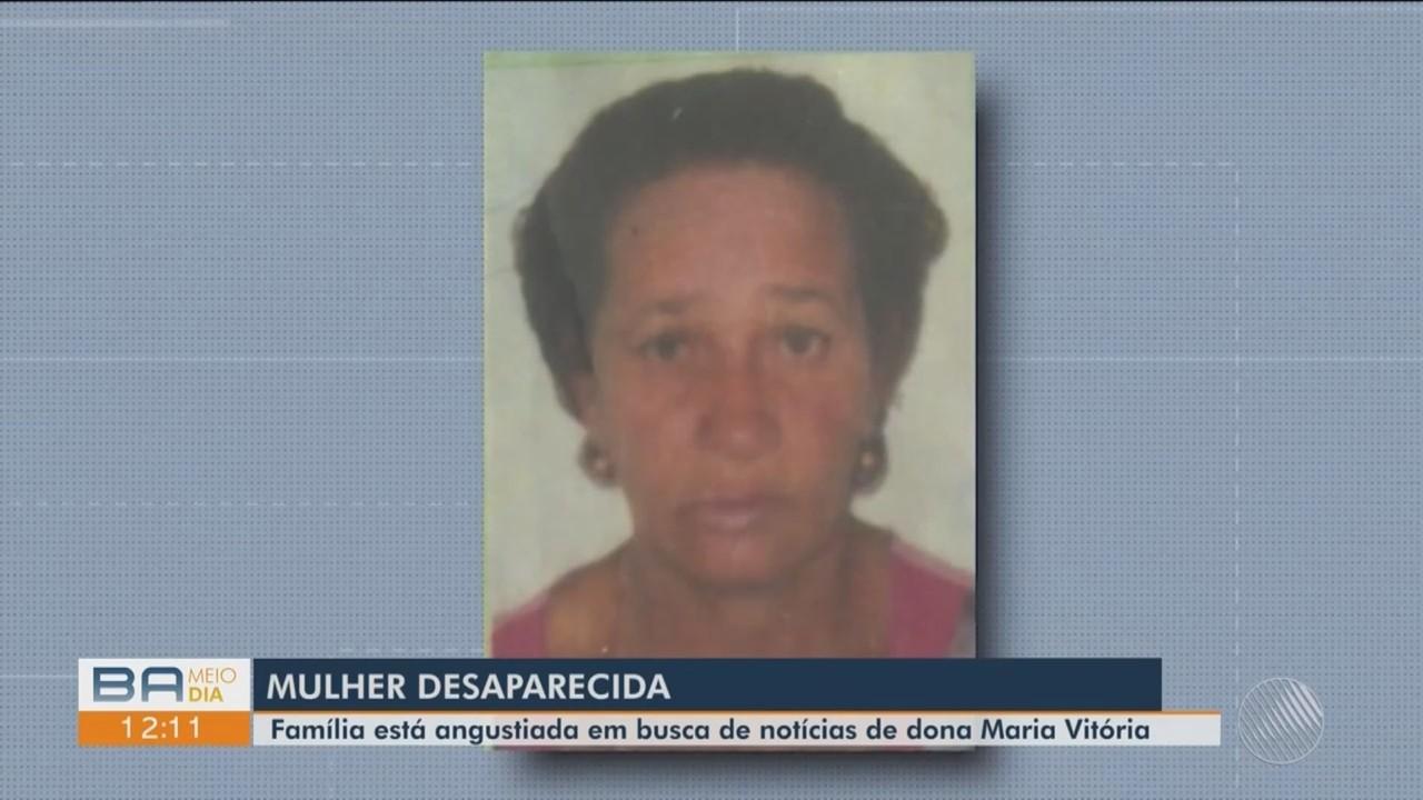 Família procura por idosa desaparecida há cerca de dez dias em Vitória da Conquista