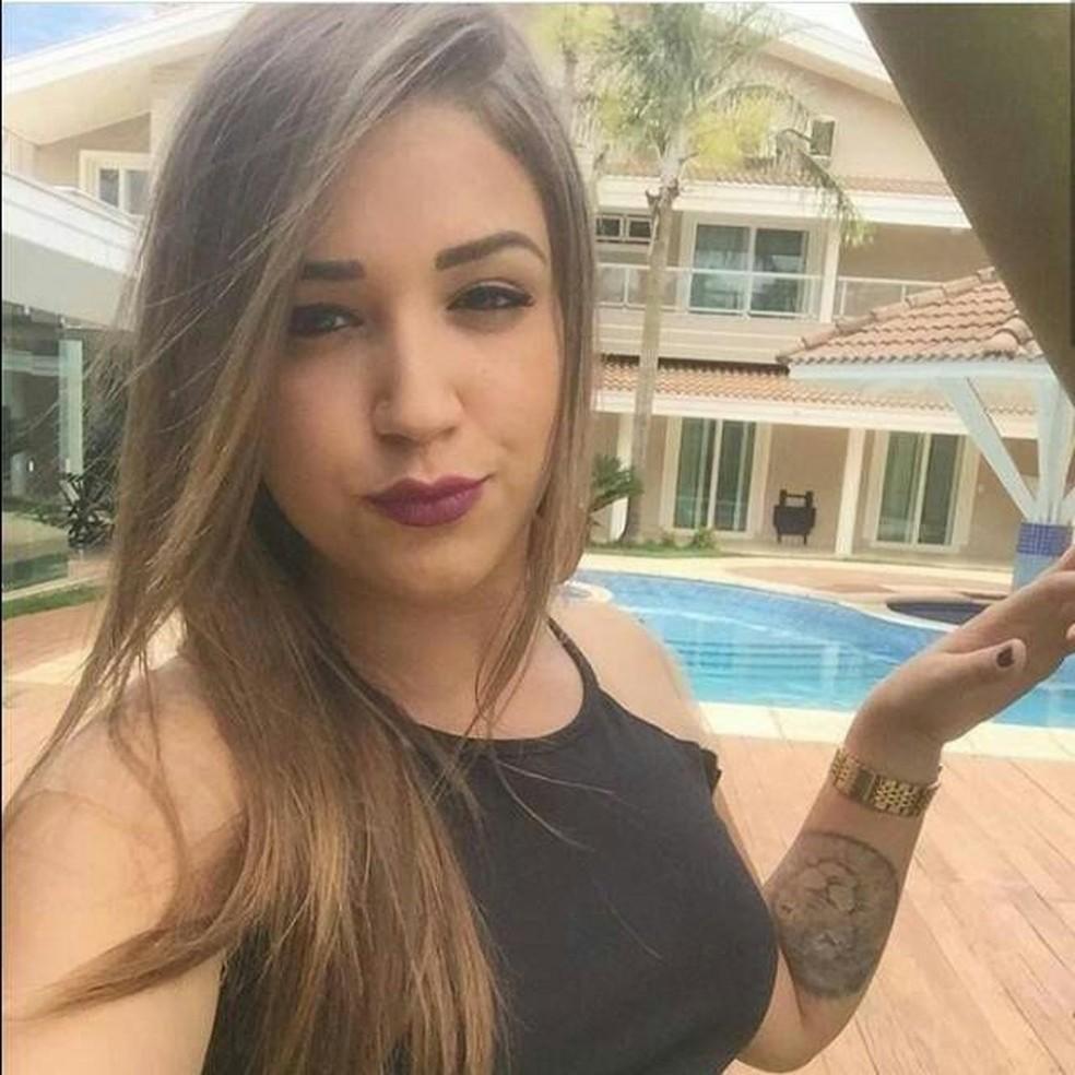Adolescente de 17 anos morreu em acidente com avião em Bragança Paulista (Foto: Arquivo Pessoal)
