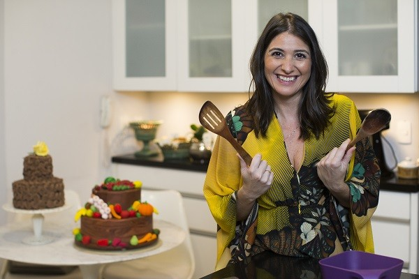 A chef Carol Fiorentino