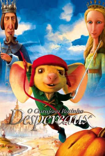 O Corajoso Ratinho Despereaux - undefined