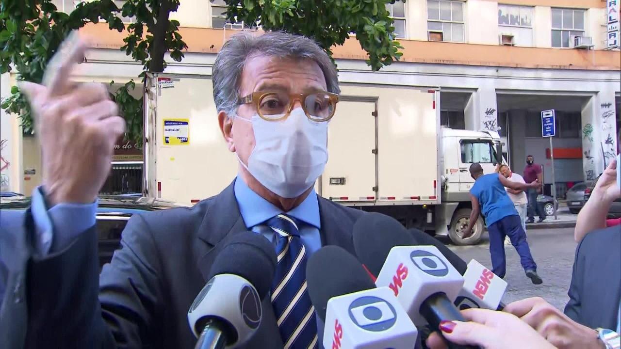 Flávio Bolsonaro pede ao STF para acompanhar depoimento de Paulo Marinho sobre suposta interferência na PF