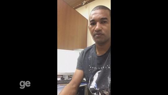 Maior artilheiro do Rio Branco-AC trabalha como auxiliar administrativo em Rondônia