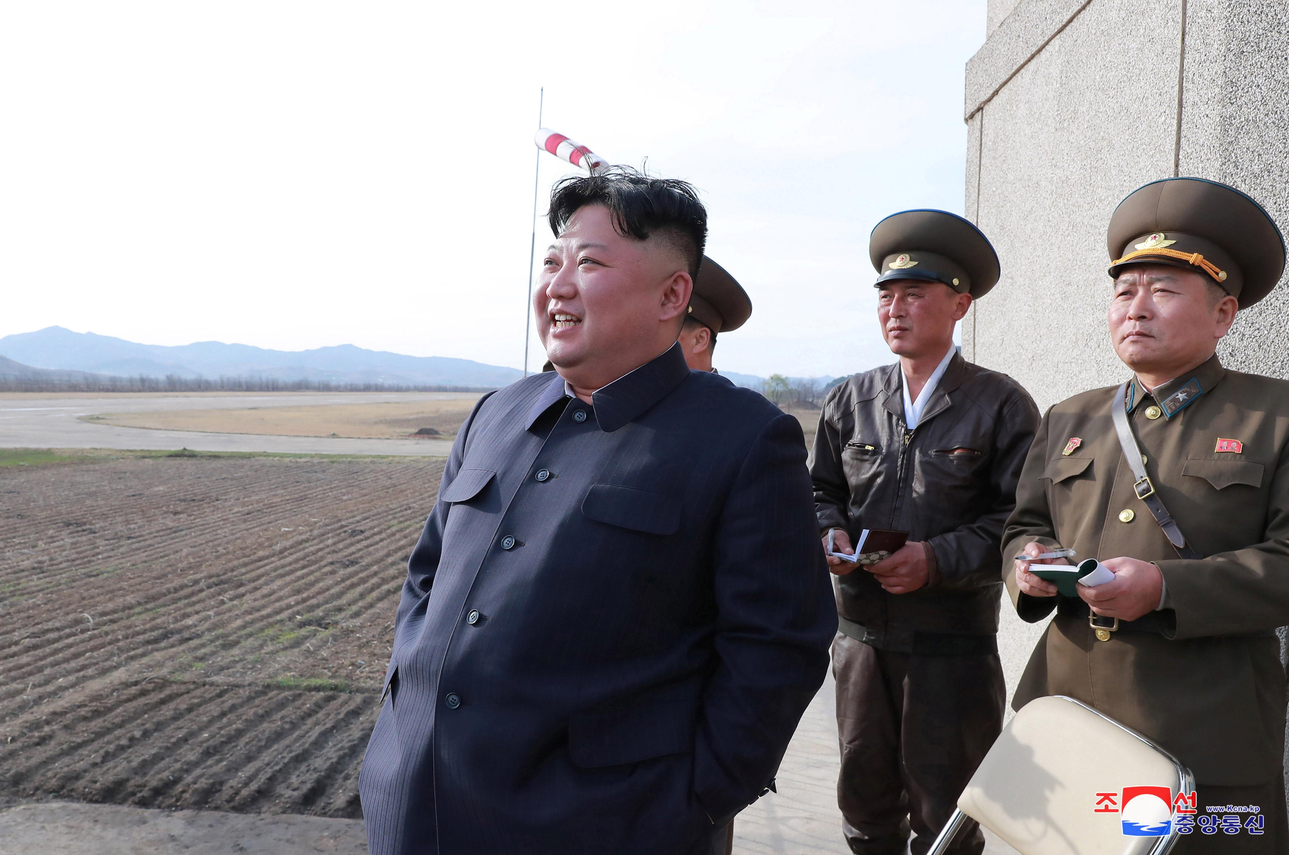 Washington confirma que Coreia do Norte testou arma