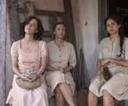 Marjorie Estiano, Cyria Coentro e Nanda Costa em 'Entre irmãs' | TV Globo