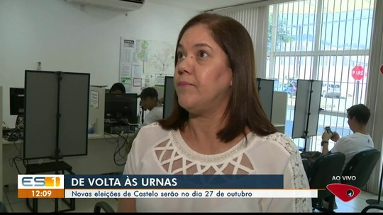 Data de nova eleição para prefeito de Castelo é marcada, no ES