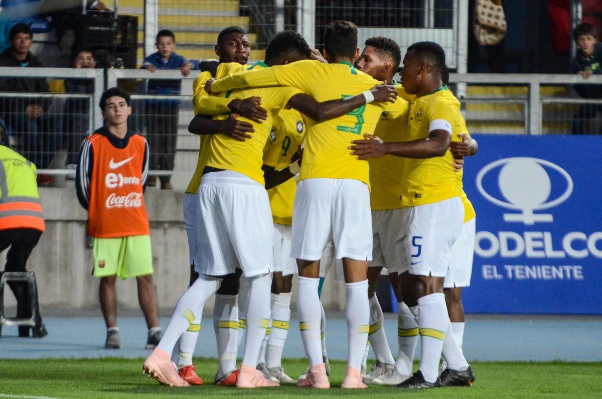 503470a26d Seleção sub-20 é convocada para o Sul-Americano  lista conta com Rodrygo