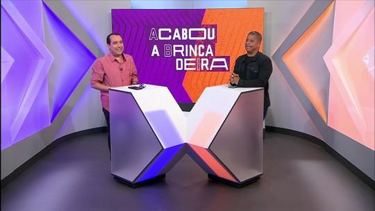 Marcelinho Carioca defende que na hora da crise torcida deve apoiar os jogadores