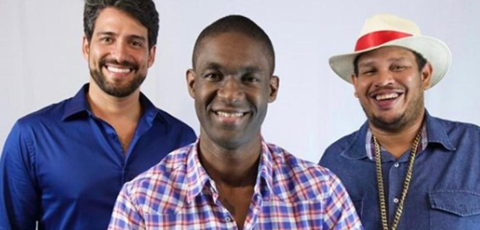 Grupo Batifun se apresenta pela primeira vez no Cine Drive-In Bahia — Foto: Foto: Divulgação