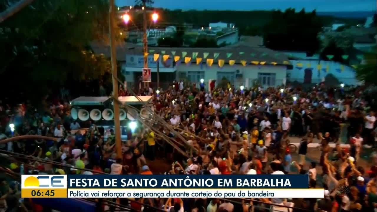 Festa de Santo Antônio movimenta Barbalha