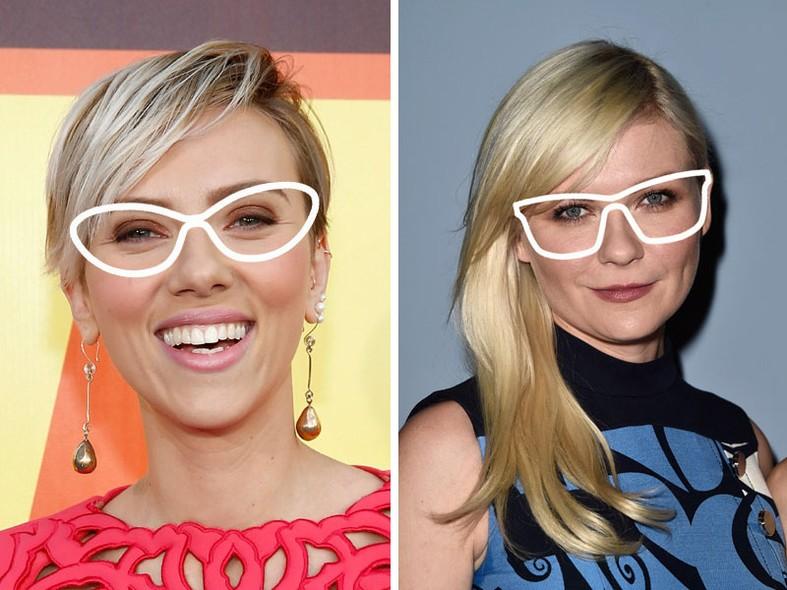 2b3b6379f2703 Encontre os óculos ideais para o seu formato de rosto - Marie Claire ...