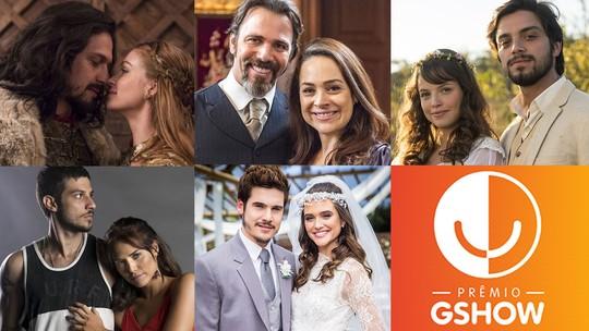 Prêmio Gshow 2018: veja cenas dos casais da ficção que concorrem na categoria 'Shipp do Ano'