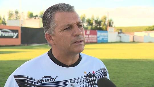 Zé Humberto descarta favoritismo do Atlético-ES, no Grupo A13 da Série D