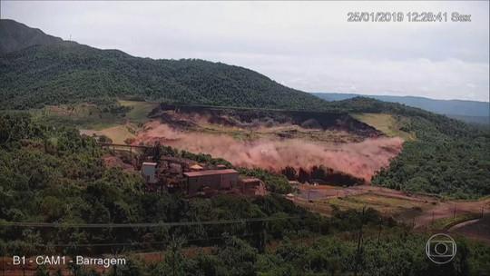 Estudo aponta sequência de eventos para o rompimento da barragem em Brumadinho