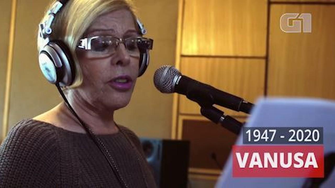 Vanusa morre aos 73 anos em Santos