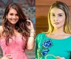 Aimée Madureira | TV Globo e Arquivo pessoal