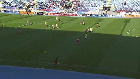 Paraguai repete roteiro de jogo com Brasil e busca outro empate após 2 a 0