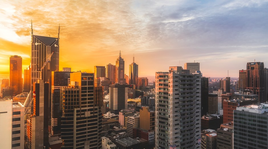 prédio, cidade, imóvel (Foto: Reprodução/Pexels)