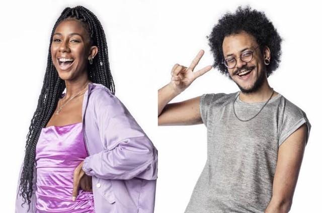 Camilla de Lucas e João (Foto: Divulgação)